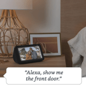 Amazon Black Friday! Ring Video Doorbell 2 with Echo Show 5 (Charcoal)...