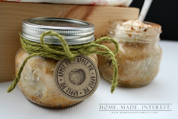 Apple Pie In A Jar Recipe