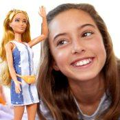 Walmart Black Friday! Barbie Fashionistas Doll $5 (Reg. $7.94)