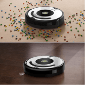 Walmart Black Friday! iRobot Roomba 670 Robot Vacuum-Wi-Fi Connectivity...