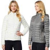 Kohl's: Women's HeatKeep Silk Nano Hooded Packable Down Jacket as low as...