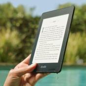 Target Black Friday! Amazon Waterproof Kindle Paperwhite in Black $84.99...