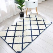 Amazon: 45x27 Inch Accent Rugs Made of 100% Polyester $14.99 After Code...
