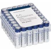 Today Only! Best Buy Cyber Week! 48 Pack Insignia AA Batteries $8.99 (Reg....