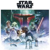 {{GONE}} Amazon: Star Wars 2020 Mini Calendar $3.99 (Reg. $7.99)