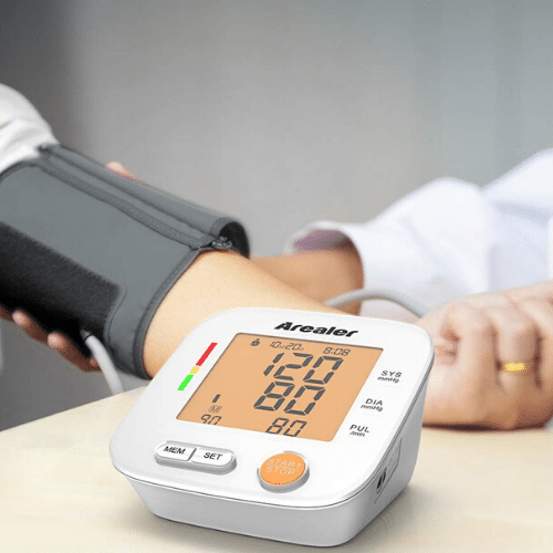 Amazon Blood Pressure Monitor Upper Arm 19 99 After Code