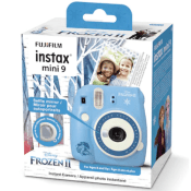 Kohl's: Fujifilm Instax Mini 9 Frozen 2 Instant Camera $44.99 After Kohl's...