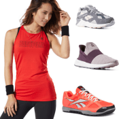 TODAY ONLY! Reebok Cyber Week! Get 50% Off with Code!
