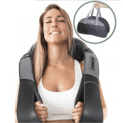 TODAY ONLY! Woot Cyber Week! Heated Shiatsu Massager $25.99 (Reg. $50)