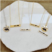 Hurry! Jane: Mama Bear Necklaces $6.99 (Reg. $18) + Free Shipping