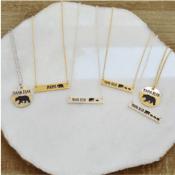 Hurry! Jane: Mama Bear Necklaces $6.99 (Reg. $18) + Free Shipping