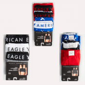 American Eagle: Men's Underwear 3-Packs $7.99 (Reg. $29.95)