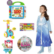 Amazon Holiday Deal! Save $10 when you buy $50 Toys & Games - Hasbro,...
