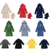 Hurry! Zulily Holiday Deal:  Save on Cozy Robes - All Styles $9.99 (Reg....