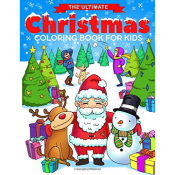 Amazon: The Ultimate Christmas Coloring Book $5.95