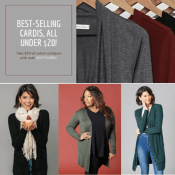 Cents of Style: Women's Cardigans as low as $14.95 (Reg. 39.95+) + Free...