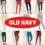 TODAY ONLY! Old Navy Holiday Deal! Cute Pants $10 (Reg. $24.99+)