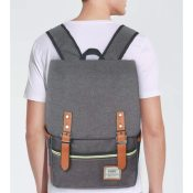 Amazon Cyber Week! Canvas Backpack $15.59 After Code (Reg. $25.99) 4 Colors!...
