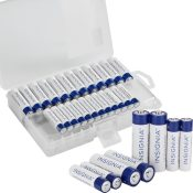 Today Only! Best Buy: 36-Pack Insignia AA/AAA Batteries $6.99 (Reg. $13.99)