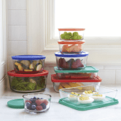 JCPenney Cyber Week! Pyrex 18-pc. Storage Set $9.74 After Rebate (Reg....
