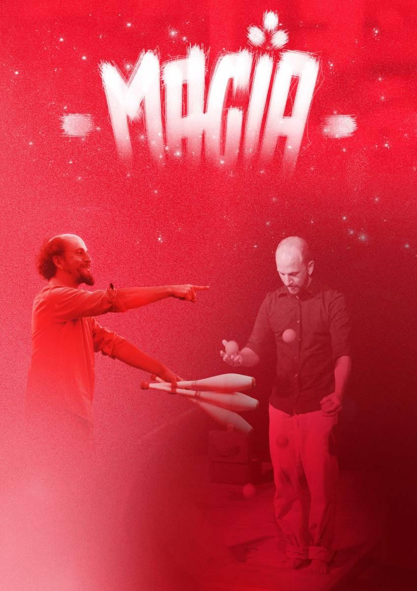 Magia, jonglerie