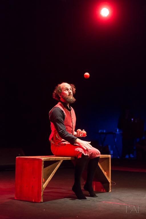 Magia jonglerie