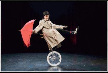 monocycle deambulation
