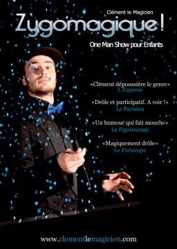 Magicien Enfant Paris