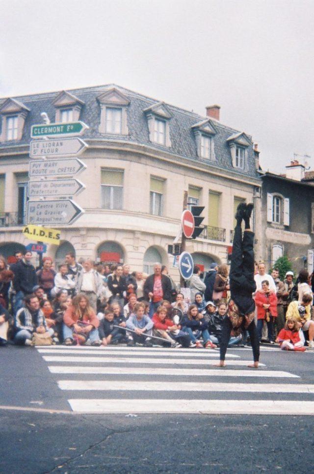 jonglerie spectacle de rue
