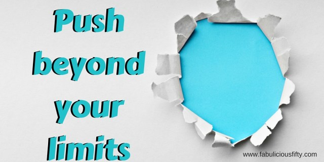 Push beyond your limits (2)