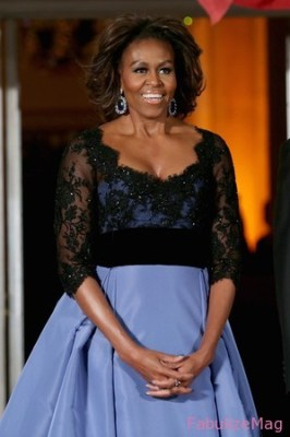 First Lady Michelle Obama and President Obama will be opening Anna Wintour's Costume Center