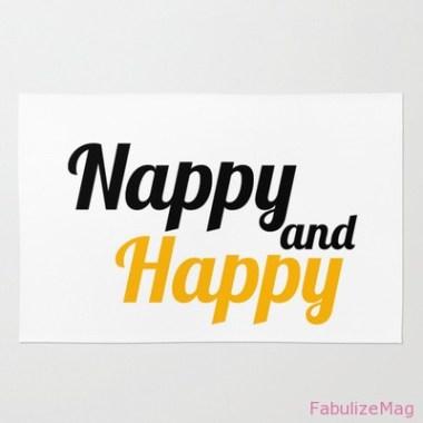happy and nappy