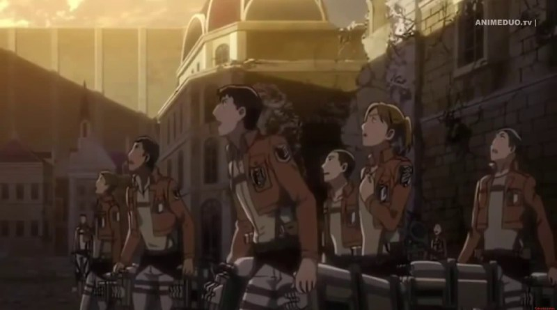 Attack on Titan Season 2 just dropped, and talk about a plot twist! | Attack on Titan is still bloody