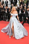 Elsa Hosk attending the The Beguiled (Les Proies) screening during the 70th Cannes Film Festival on May 24, 2017 in Cannes, France. Photo by Julien Zannoni/APS-Medias/ABACAPRESS.COM