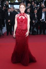Mandatory Credit: Photo by Matt Baron/BEI/Shutterstock (8823020bc) Julianne Moore 'Ismael's Ghosts' premiere and opening ceremony, 70th Cannes Film Festival, France - 17 May 2017