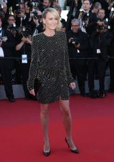 Mandatory Credit: Photo by Matt Baron/BEI/Shutterstock (8823020ht) Robin Wright 'Ismael's Ghosts' premiere and opening ceremony, 70th Cannes Film Festival, France - 17 May 2017