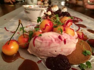 Dessert cherries 2