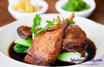 Bali Food Photography: Mama San Restaurant in Seminyak