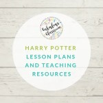 Harry Potter Lesson Plans and Teaching Resources