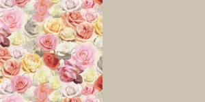 Roses and Heather Grey