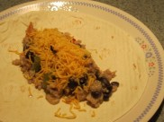 SOUTHWESTERN CHICKEN & PEPPER WRAPS (5)