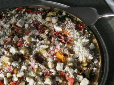 grilled vegetable pizza (3)