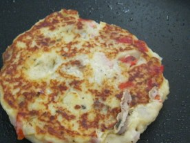 pepper onion mushroom potato latke (1)