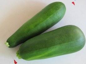 Sausage stuffed zucchini (2)
