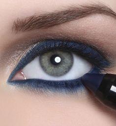 Eye Liner and Kajal | Fabulous Flow Of Fashion