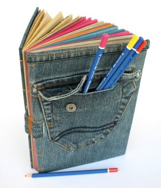 Diary Cover   Fabulous Flow of Fashion