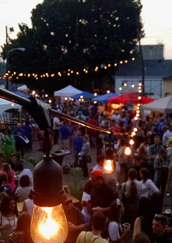 May 2016: NoLi Night Market