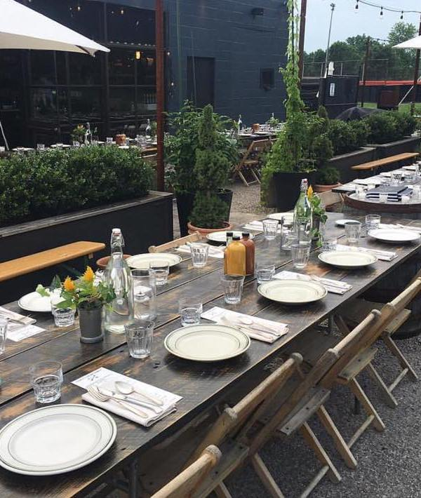 Original Maker's Club Dinner Series With Woodford Reserve and County Club