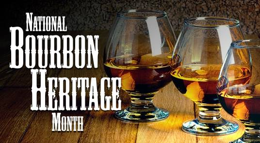 September Marks the Beginning of National Bourbon Heritage Month