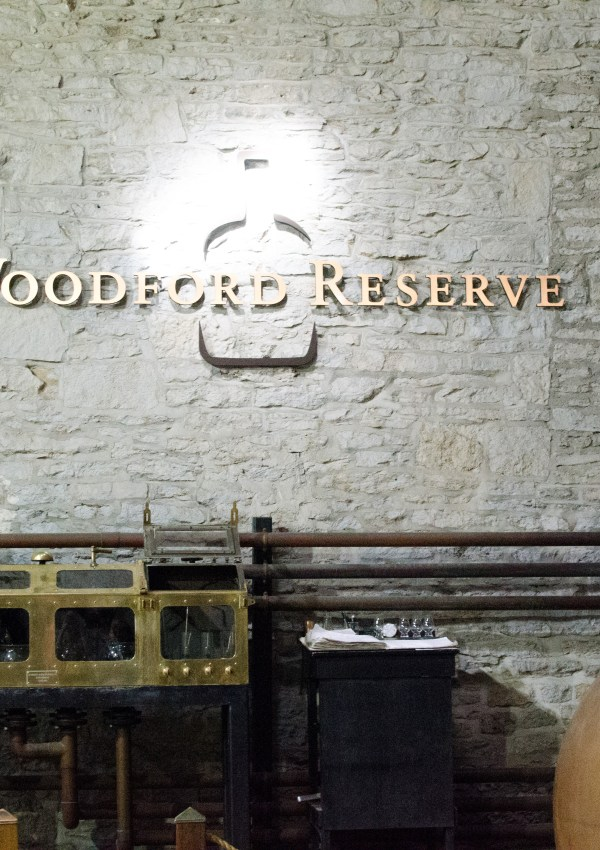 A Stop on the Bourbon Trail: Woodford Reserve